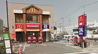 マクドナルド 尾久橋通り江北店の画像1