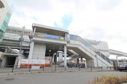 大阪モノレール 少路駅の画像1