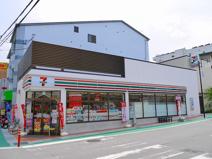 セブンイレブン 近鉄菖蒲池駅前店