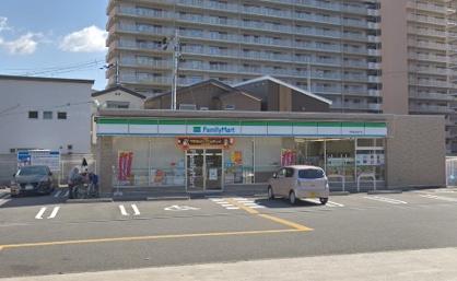 ファミリーマート平野長吉出戸店の画像1