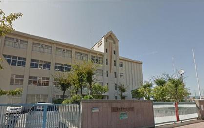 神戸市立吉田中学校の画像1