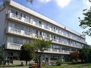 柏市立 増尾西小学校の画像1