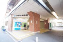 JR関西本線「東部市場前」駅