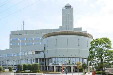 川口市役所鳩ヶ谷支所の画像