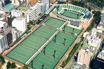 靭テニスセンター