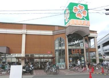 ライフ武庫川店の画像1
