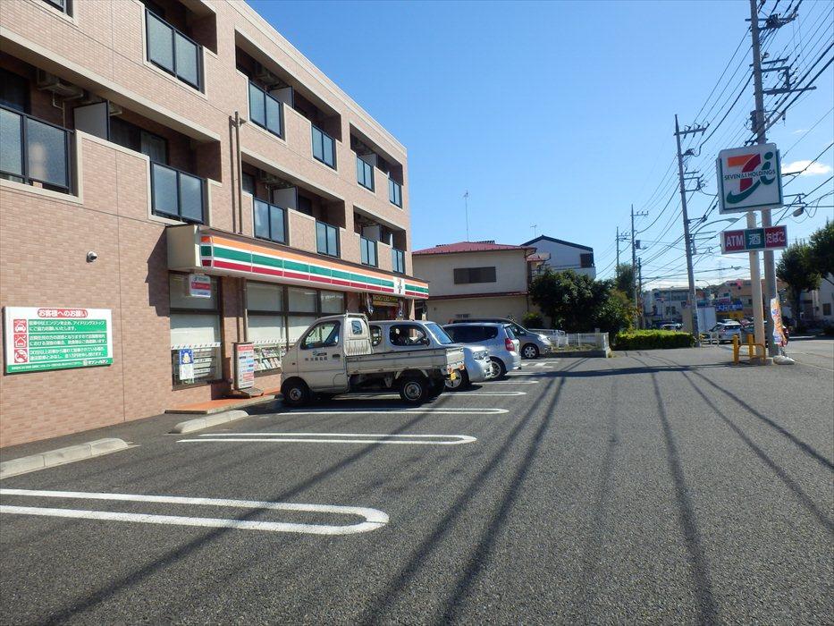 セブンイレブン 町田市大蔵町店の画像