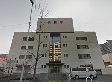 吹田市役所 南千里庁舎の画像1