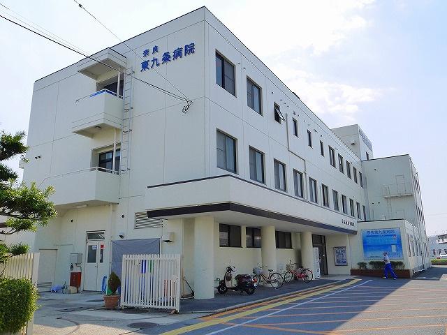 奈良東九条病院の画像