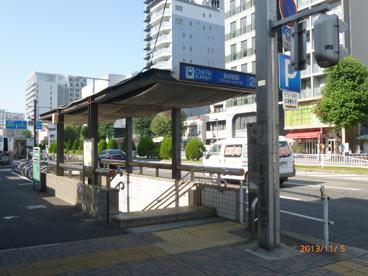 地下鉄東山線 新栄町駅の画像2