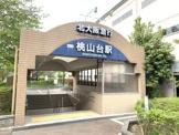 北大阪急行電鉄桃山台駅