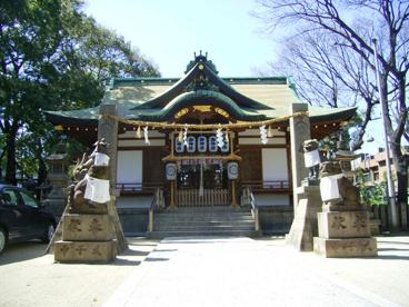 阿遅速雄(あちはやお)神社の画像2