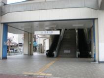 近鉄南大阪線「河堀口」駅