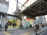 JR線 鴫野駅
