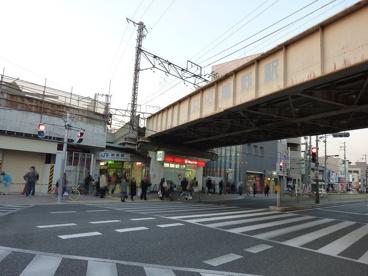 JR線 鴫野駅の画像2