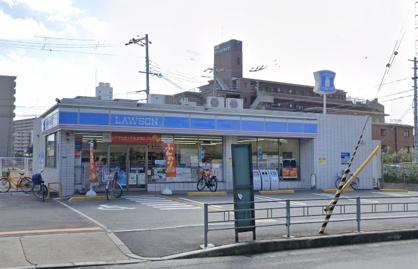 ローソン瓜破東二丁目店の画像1