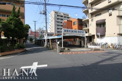 綾瀬南自転車駐輪場の画像1