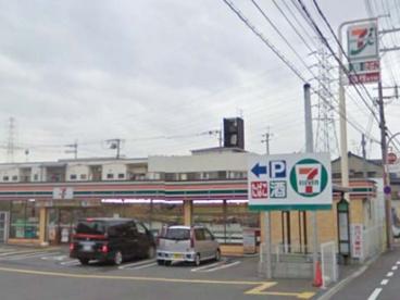 セブン−イレブン大阪長吉長原東1丁目店の画像1