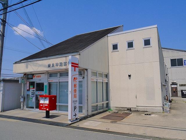 奈良神殿郵便局の画像