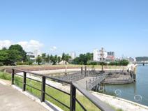 鳴門市水際公園