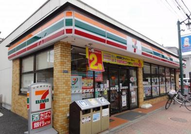セブン−イレブン北区堀船3丁目店の画像1