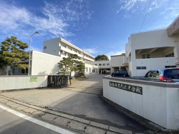 船橋市立大穴中学校の画像1