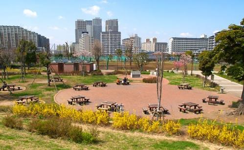 汐入公園の画像