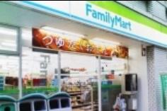 ファミリーマート滝野川一丁目店の画像