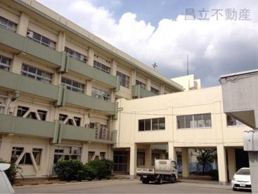 船橋市立法田中学校の画像1