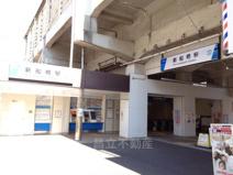 東武野田線新船橋駅