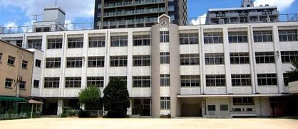 大阪市立 豊崎小学校の画像1