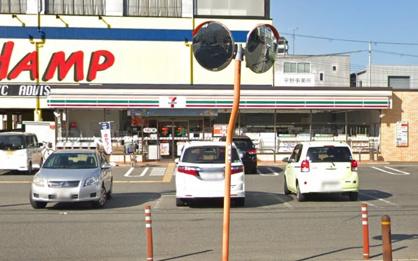 セブンイレブン大阪長吉川辺3丁目店の画像1