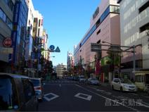 津田沼駅付近商店街