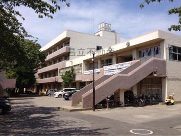 船橋市立行田中学校の画像1