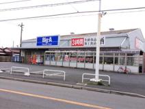 ビッグ・エー船橋田喜野井店