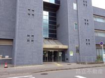 船橋市役所 北図書館