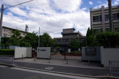 尼崎市立わかば西小学校の画像