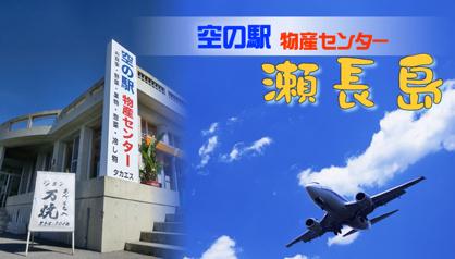 空の駅瀬長島物産センターの画像1