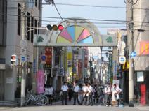 京成大久保ゆうロード商店街
