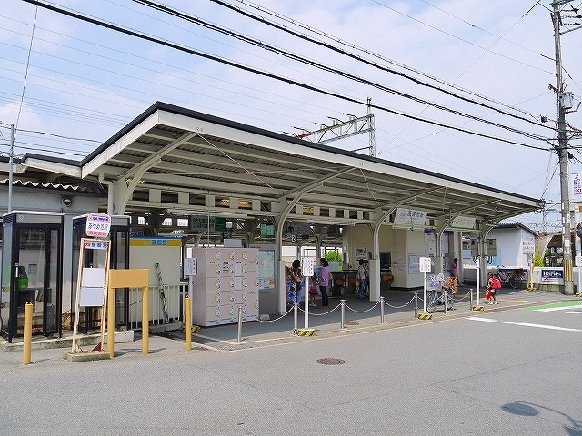 菖蒲池駅の画像