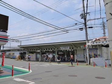 菖蒲池駅の画像3