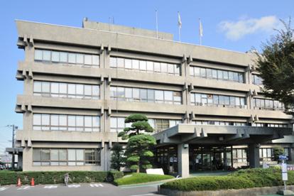 蕨市役所の画像1
