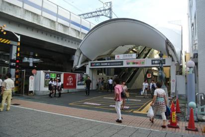 東横線元住吉駅の画像2