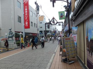 三菱東京UFJ銀行元住吉支店の画像1