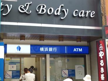 横浜銀行元住吉ATMの画像1