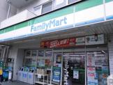 ファミリーマート曙橋店