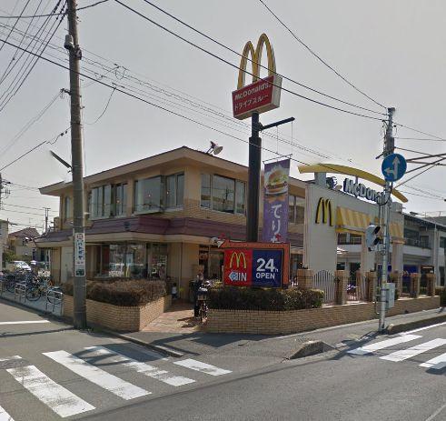 マクドナルド 川口朝日町店の画像