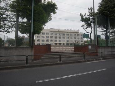 足立区立 栗島中学校の画像1