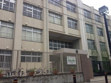 大阪市立 本庄中学校の画像1