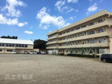 船橋市立豊富中学校の画像1